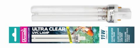 arcadia uvc lampe pl 36 watt uv c wasser kl rer ersatzr hre teichfilte. Black Bedroom Furniture Sets. Home Design Ideas