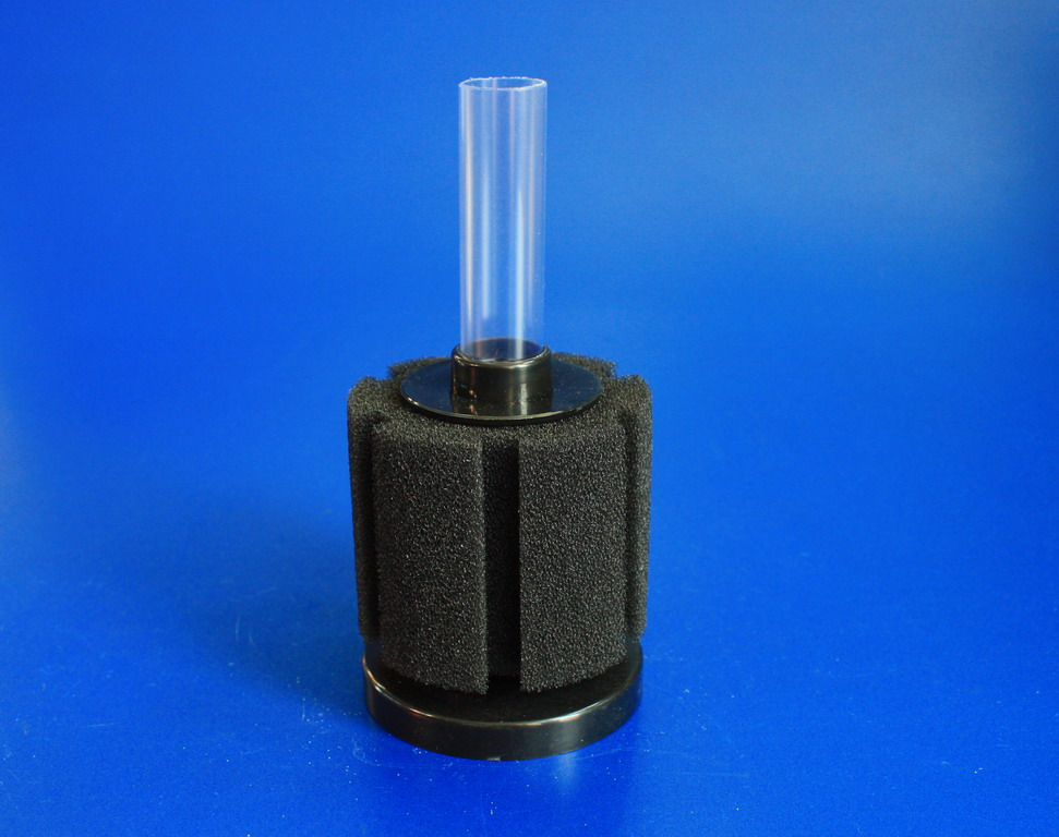 biofilter schwamm innenfilter f r ein aquarium 30 50 liter wasserflora. Black Bedroom Furniture Sets. Home Design Ideas
